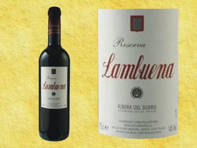 Lambuena Tinto Reserva