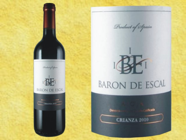 Baron de Escal Crianza