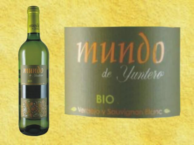 Mundo Yuntero Bio Blanco
