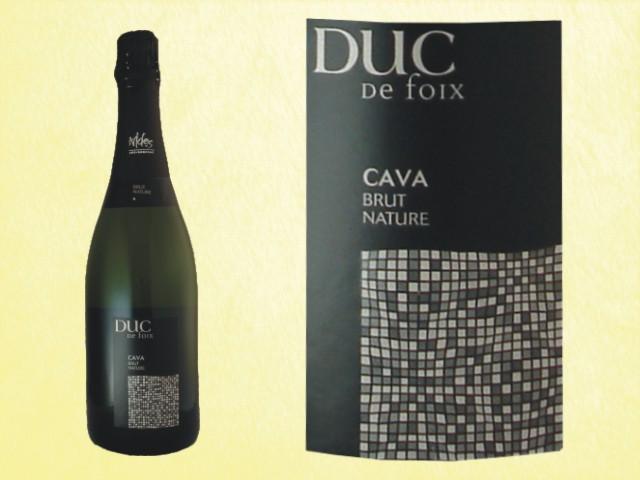 Cava Duc  de Foix Brut Nature