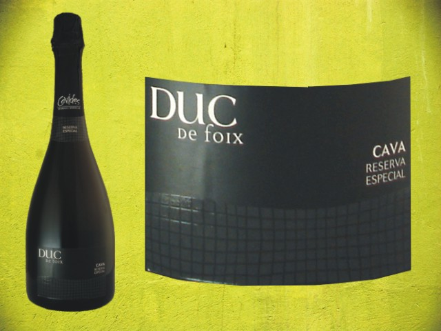 Cava Duc Reserva Especial
