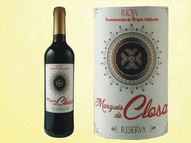 Marques de Closa Reserva