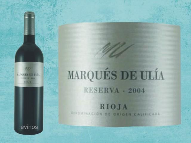 Marques de Ulia Reserva
