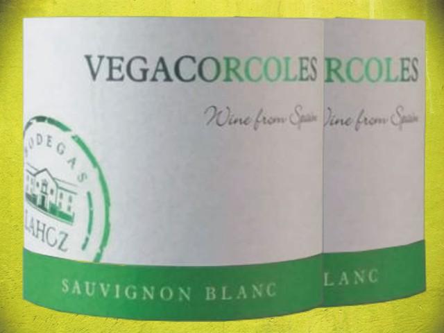 Vega Corcoles Sauvignon Blanc