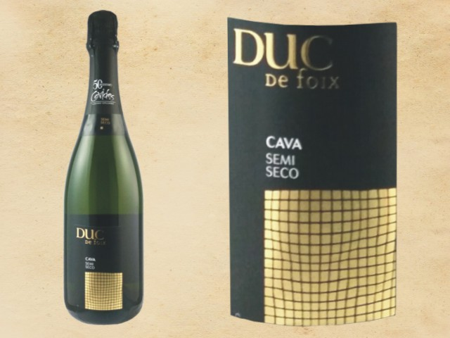 Cava Duc de Foix Semi-Seco