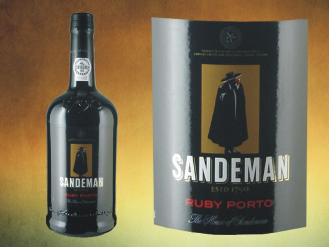 Sandeman Oporto Ruby