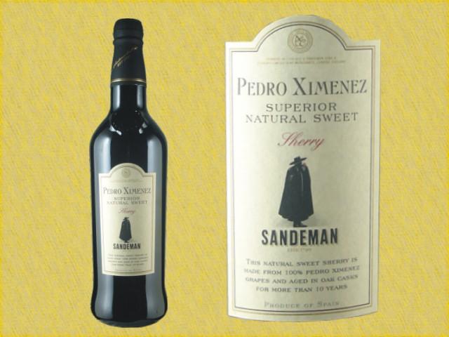 Sandeman PX Superior